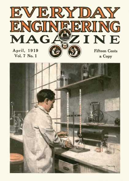 Everyday Engineering Magazine - 4/1919