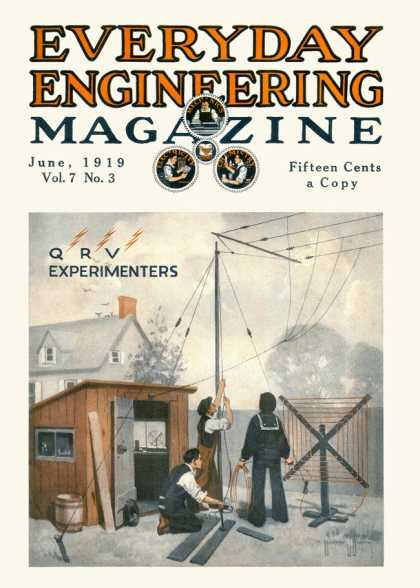 Everyday Engineering Magazine - 6/1919