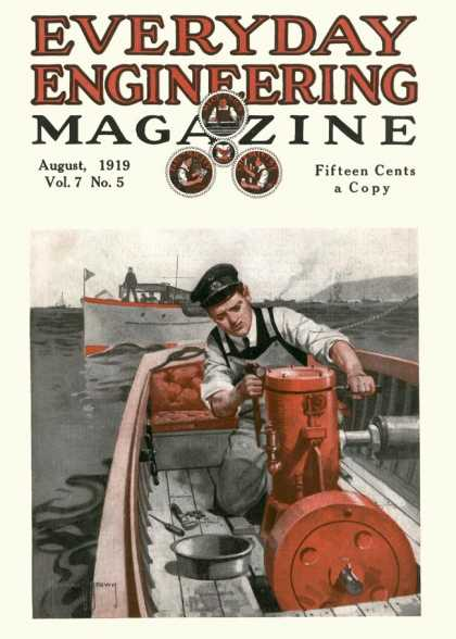 Everyday Engineering Magazine - 8/1919