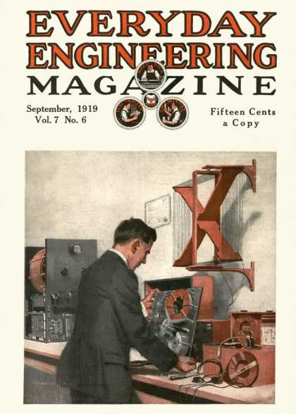 Everyday Engineering Magazine - 9/1919