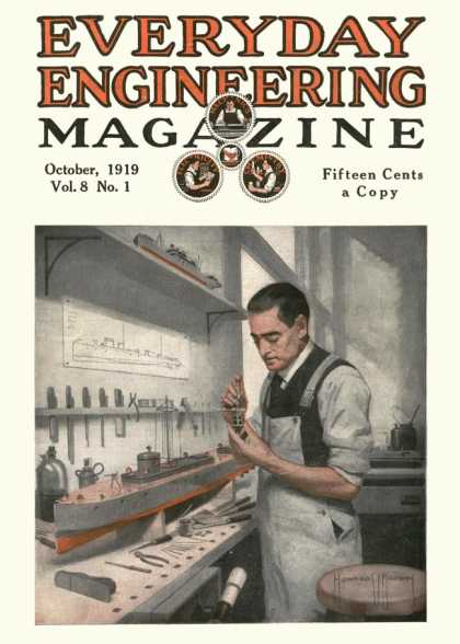 Everyday Engineering Magazine - 10/1919
