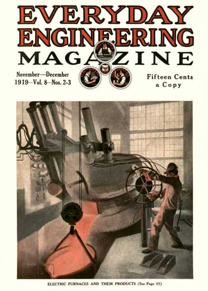 Everyday Engineering Magazine - 11/1919