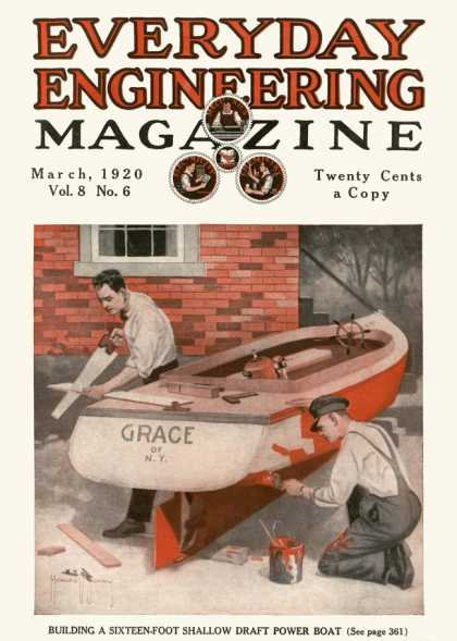 Everyday Engineering Magazine - 3/1920