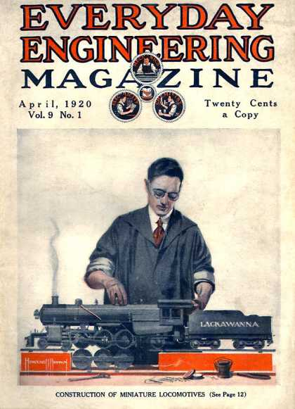 Everyday Engineering Magazine - 4/1920