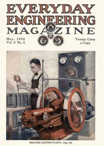 Everyday Engineering Magazine - 5/1920