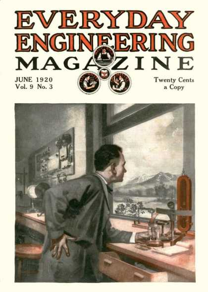Everyday Engineering Magazine - 6/1920