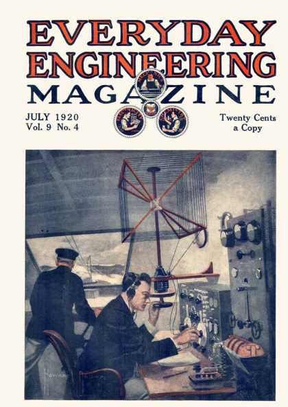 Everyday Engineering Magazine - 7/1920