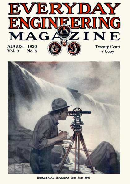Everyday Engineering Magazine - 8/1920