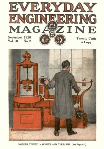 Everyday Engineering Magazine - 11/1920