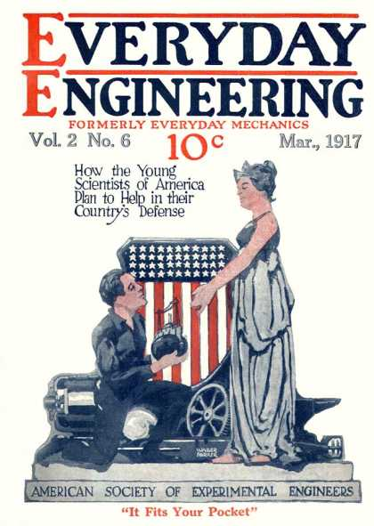 Everyday Engineering Magazine - 3/1917
