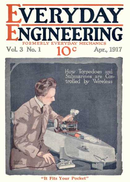 Everyday Engineering Magazine - 4/1917