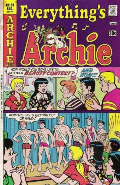 Everything's Archie 50