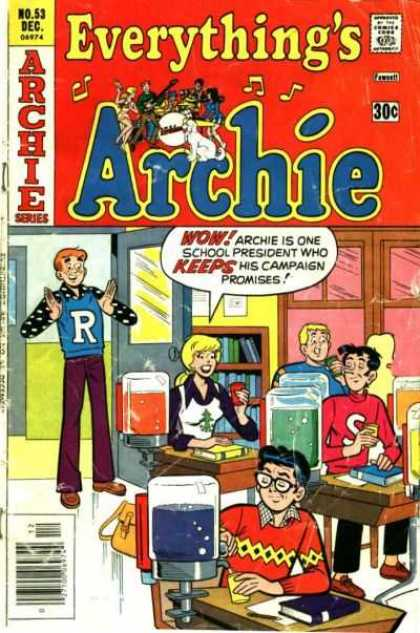 Everything's Archie 53