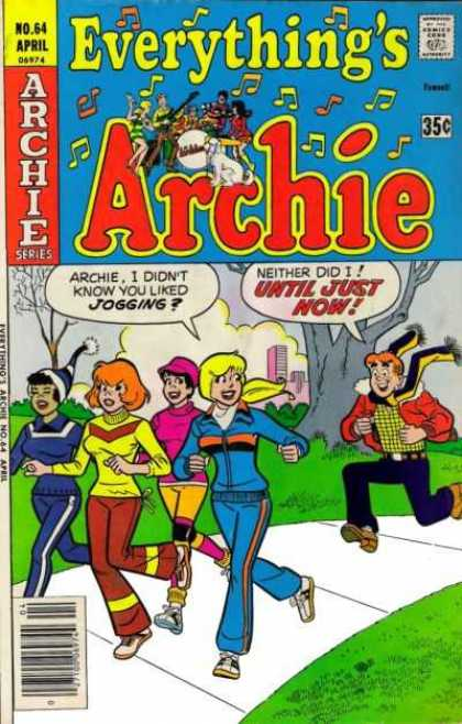 Everything's Archie 64