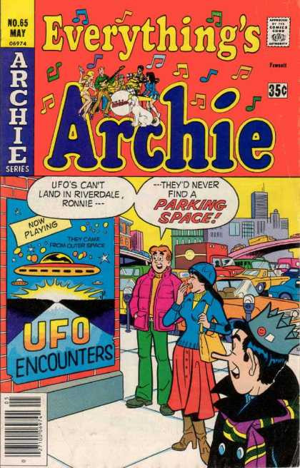 Everything's Archie 65