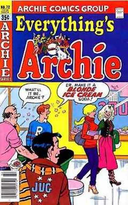 Everything's Archie 72