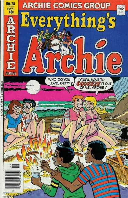 Everything's Archie 78
