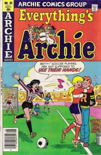 Everything's Archie 83