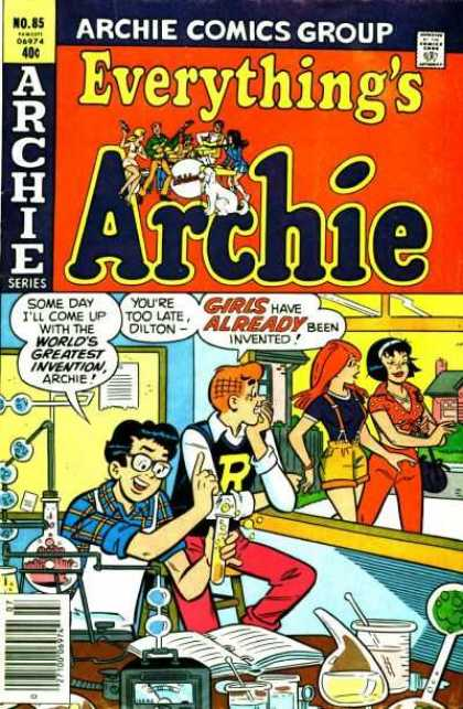 Everything's Archie 85