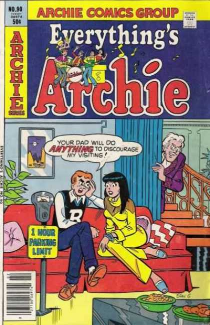 Everything's Archie 90