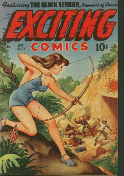 Exciting Comics 57