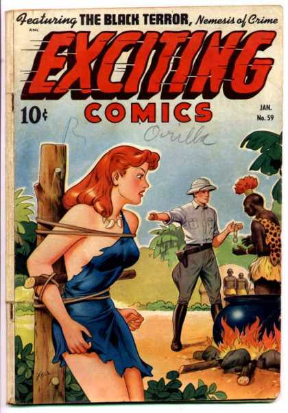 Exciting Comics 59