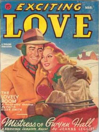 Exciting Love - 3/1947