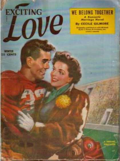 Exciting Love - Winter 1952