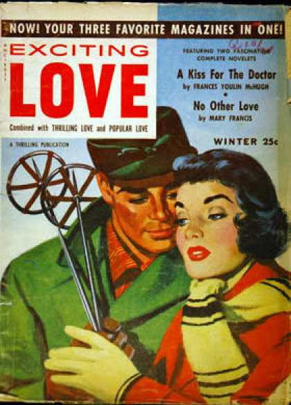 Exciting Love - Winter 1956