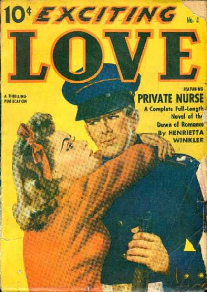 Exciting Love - 8/1941