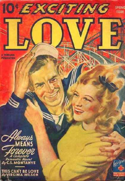 Exciting Love - Spring 1944