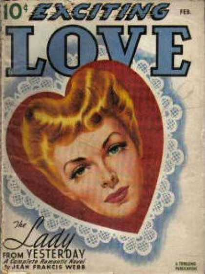 Exciting Love - 2/1946