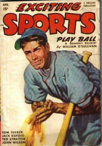 Exciting Sports - 4/1948