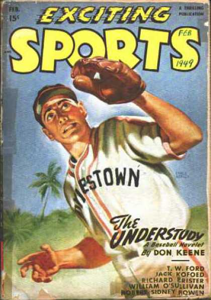 Exciting Sports - 2/1949