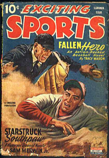Exciting Sports - Summer 1943