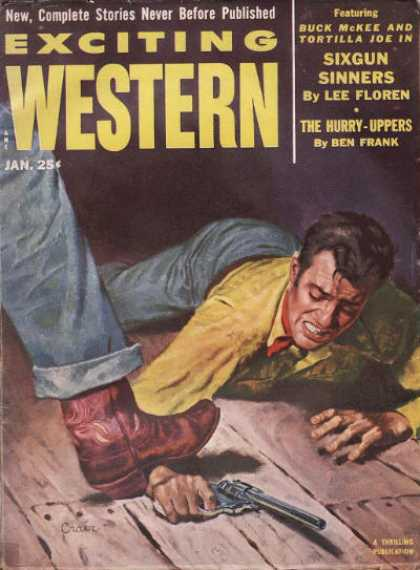 Exciting Western - 1/1953