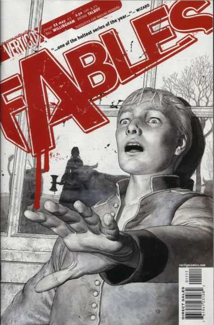 Fables 11 - Vertigo - Scared - Axe - Woods - Blood