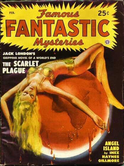 Famous Fantastic Mysteries - 2/1949