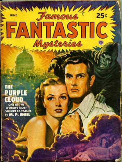 Famous Fantastic Mysteries - 6/1949