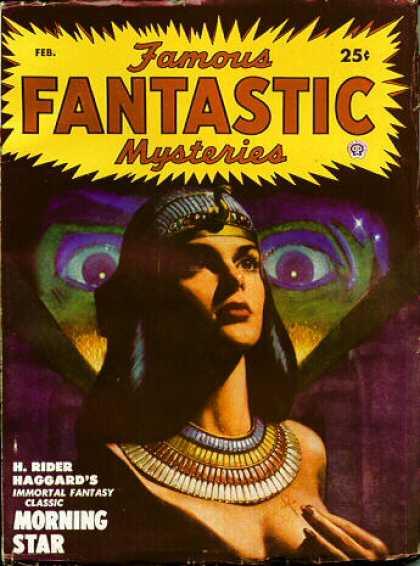 Famous Fantastic Mysteries - 2/1950