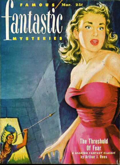 Famous Fantastic Mysteries - 3/1951