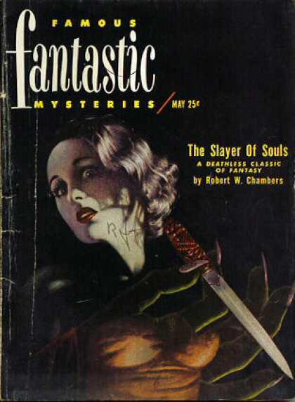 Famous Fantastic Mysteries - 5/1951