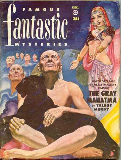 Famous Fantastic Mysteries - 12/1951