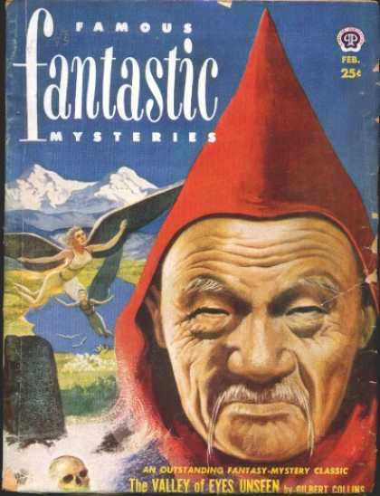 Famous Fantastic Mysteries - 2/1952