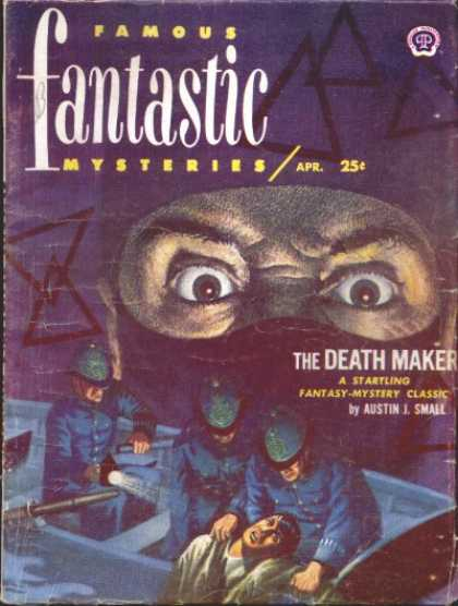 Famous Fantastic Mysteries - 4/1952