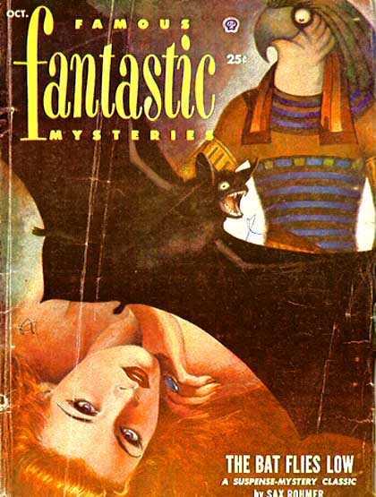 Famous Fantastic Mysteries - 10/1952