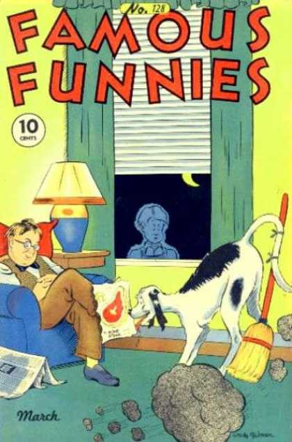 Famous Funnies 128