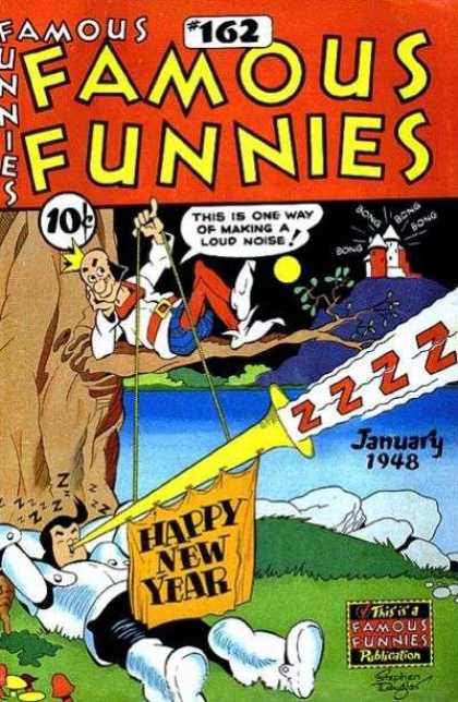 Famous Funnies 162