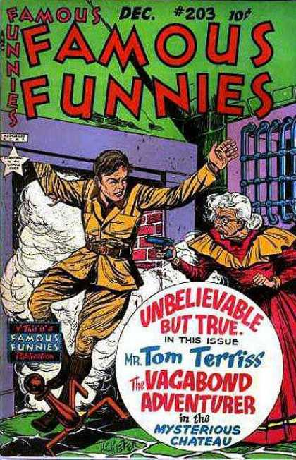 Famous Funnies 203
