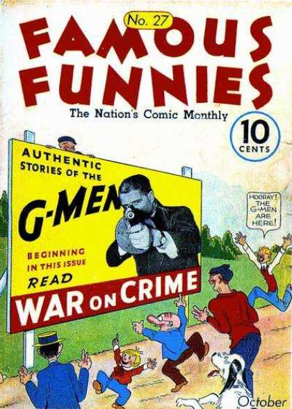 Famous Funnies 27